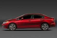 The 2015 Honda Civic coupe and sedan comes in several different trim levels. Standard and Si, while sedan offers HF, Hybrid and Natural gas variants. All models have gone through some changes, mostly in upgraded interior design and upgraded engine performances and lower fuel consumption.