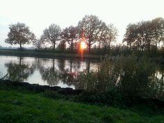 Twentekanaal bij Almelo