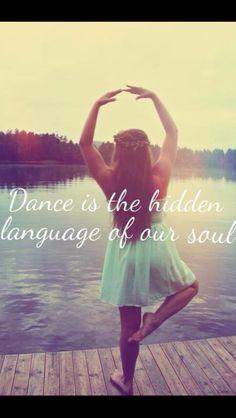 Dance Quote @Crystal Chou Chou Costello