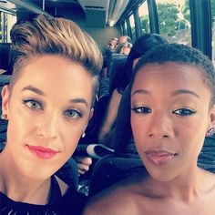 Pin for Later: OITNB Writer Divorces Husband After Starting Romance With Samira Wiley