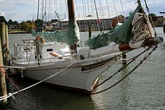 Skipjack Nathan of Dorchester Offers Cruises in Cambridge The Last Remnant, Bay Boats, Sail Away, Chesapeake Bay, Volunteers, East Coast, Wonderful Places, Oysters, Sailing Ships