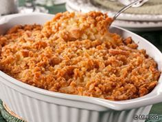 When you're called upon to comfort someone and need the perfect bring-along dish, we recommend Utah's Best Funeral Potatoes. This hearty, creamy hash brown casserole will surely be appreciated by friends and family. Of course, it's a super side dish for a happy occasion, too.