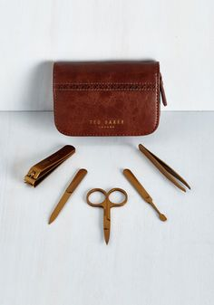 Perfect Primping Manicure Kit | Mod Retro Vintage Bath | ModCloth.com