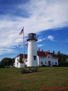 Chatham Light House by Eric Swensson on 500px