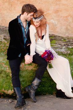 Gypsy wedding 14