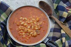 Nesrin's Küche: Bohneneintopf (Kuru Fasulye Yemegi)
