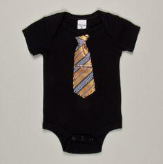 onesies with ties #genius #legen ....wait for it ... dary!!!