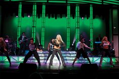 The Shows!!!  Norwegian cruise lines legends concert - amazing!