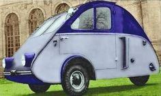Fuldamobil N-Model 1950
