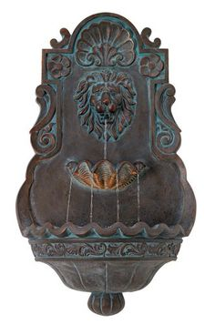 Lion Head Iron and Faux Stone Indoor Outdoor Fountain Universal Lighting and Decor,http://www.amazon.com/dp/B001BZJ8OM/ref=cm_sw_r_pi_dp_3ehftb08YK9QC3QG