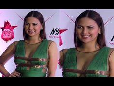 Kapil Sharma's REEL CRUSH Rochelle Rao at Nykaa Femina Beauty Awards 2017. Rochelle Rao, Kapil Sharma, Awards 2017, Beauty Awards, Crushes, Tv, Celebrities, Music, Youtube