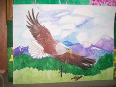 Soaring Eagle (Sold)