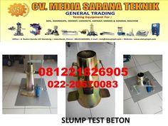Beli Slump Test Beton dengan harga murah Rp3.500.000 di Lapak Cv Media Sarana Teknik cv_media_sarana_teknik - Bandung. ✔ Bisa cicilan mulai Rp291.666 per bulan ✔ Pengiriman cepat ✔ Pembayaran 100% aman Cement, Concrete, Industrial