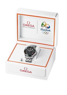 Rio 2016, Omega Seamaster Diver, Omega Watch, Smart Watch, Watches, You Are Special, Olympic Games, Brazil, Smartwatch