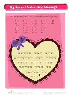 valentine day esl crafts