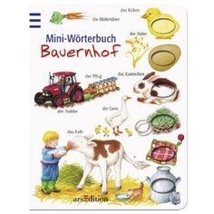 arsEdition: Mini-Wörterbuch Bauernhof