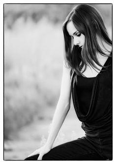 Girl BW Side Profile by Matt Stern Talents on 500px Side Profile, Camisole Top, Tank Tops, Model, Photography, Black, Dresses, Fashion, Vestidos