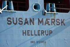 Maersk Line, Denmark, Neon Signs, Decor, Decoration, Decorating, Deco