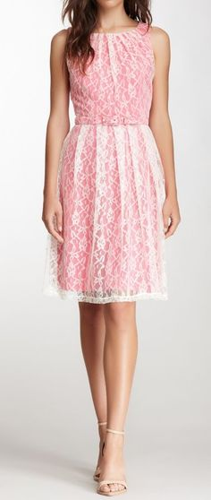 Fab Frock Friday | Think Pink for Valentine's!