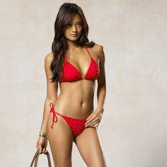 Jarah Mariano is a beautiful blend of Hawaiian, Korean and Chinese ancestry.