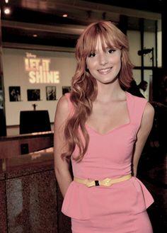 Pink Bella Wears it best