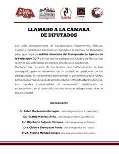 LLAMADO A LA CÁMARA DE DIPUTADOS
