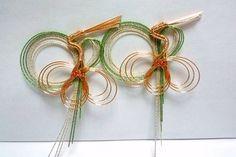 Japanese Decorative Mizuhiki / Crane / Kyoto Japan / on eBay!