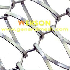 Generalmesh architectural spiral mesh curtain for façades, security screens, brise soleil and drapes,architectural spiral mesh,Spiral Mesh for façades,wall ,door, Door woven wire fabric / stainless steel / dense mesh,Cladding woven wire fabric / stainless steel,Wall woven wire fabric / panel / copper,Stainless steel cladding  http://www.generalmesh.com/wiremesh/decorative-wire-mesh.html Email: sales@generalmesh.com Skype: jennis01 Wechat:13722823064 Whatsapp:+8613722823064 Viber…