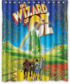 Colorful The Wizard of Oz