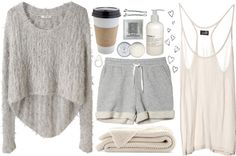 """Resting"" by vv0lf ❤ liked on Polyvore"
