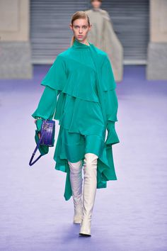 Mulberry | Ready-to-Wear - Autumn 2017 | Look 15