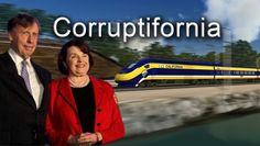 Dianne Feinstein's Husband Wins Near-Billion Dollar California 'High Speed Rail' Contract
