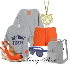 Detroit Tigers, by Fancy-Pants by Oscarbound