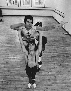 Queen Ballet Lesson