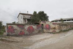 Aryz- 2012 Abandoned Factory, Catalunya