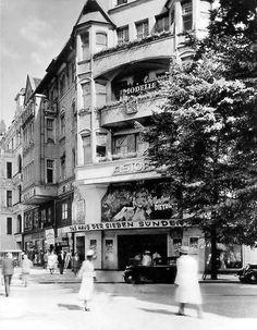 1934 Filmtheater Astor Kurfuerstendamm Ecke Fasanenstrasse....bis 2002