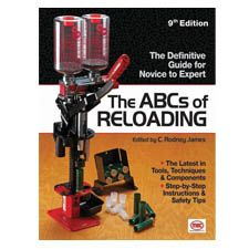 """The ABC's of Reloading"" Book (9th Ed) By Dr. C Rodney James"