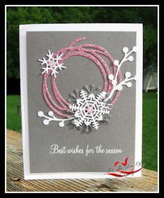 ~For The Love of Stamping~: Christmas Card Club Starts Sept 8th
