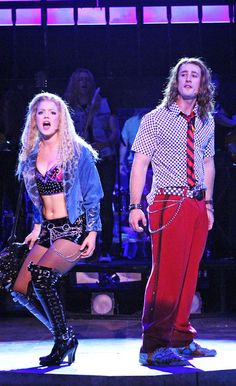 87 Best Costumes Rock Of Ages Images
