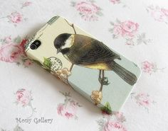 Bird iPhone 3G case iPhone 4 case iPhone 4s case by Monygallery, $17.17