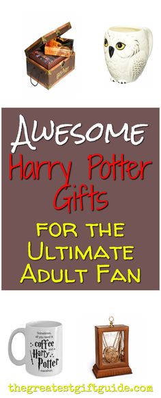 Have an adult in your life who loves everything Harry Potter? Then they will love every single gift ideas in our guide all about Harry Potter gifts. From wands to Quidditch to Hedwig, Harry's owl - we have gift ideas for the adult Harry Potter fan. Perfect for Christmas, birthdays or any other special occasion.