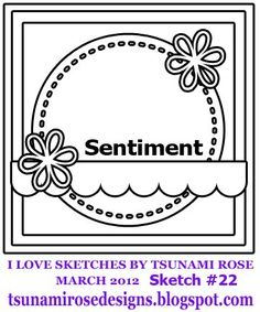 card sketch by #tsunamirose