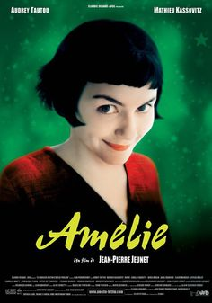 Amelie/ 天使爱美丽  1/25/14 saccharine, idealistic, very Paris. A bit shocked at how her mom died though.