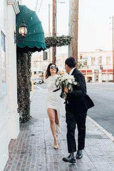 Retro Elopement Inspiration by XO & Fetti Wedding Styles, Wedding Photos, Wedding Portraits, Rocker Wedding, Mario, Eclectic Wedding, Las Vegas Weddings, Elopement Inspiration, Bridal Style