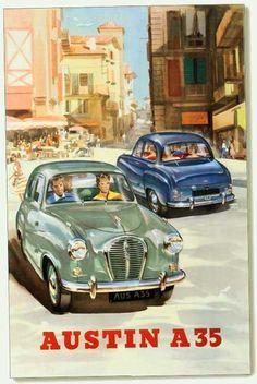 Austin A30 & A35 1952-68