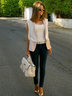 Fashion and Style Blog / Blog de Moda . Post: Simple & Soft / Simple y Suave See more/ Más fotos en : http://www.ohmylooks.com/?p=3264 OhMyLooks by Silvia García Blanco