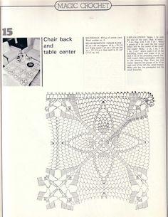 Magic Crochet nº 07 - leila tkd - Picasa Web Albums