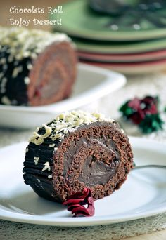 Chocolate Triffle Recipe, Chocolate Roulade, Chocolate Smoothie Recipes, Chocolate Frosting Recipes, Chocolate Shakeology, Chocolate Roll, Chocolate Crinkles, Homemade Chocolate, Lindt Chocolate