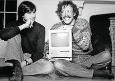 1981 Mac Team With John Sculley and Wozinak Steve Jobs with Apple (famous. Steve Wozniak, Steve Jobs, Alex Carter, Apple Founder, Ronald Wayne, Ronald Reagan, All About Steve, Job Pictures, High Tech Gadgets