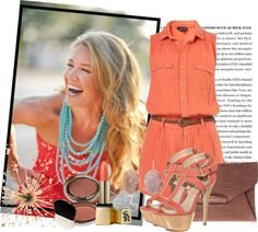 """""""# Look 122"""" by patymoraes24 ❤ liked on Polyvore"""